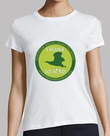 logo vert t-shirt  femme