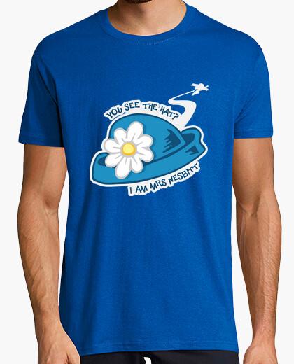 T-shirt logoora nesbitt