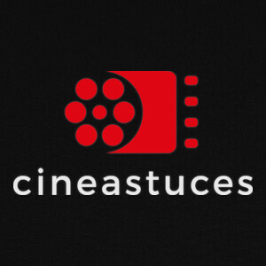 Tee-shirts logotipo de cineastuces