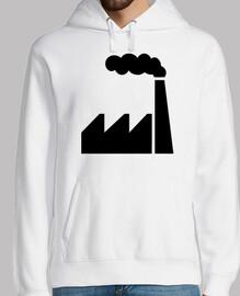 logotipo de fábrica