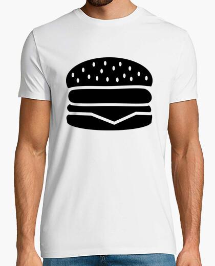 Camiseta logotipo de queso