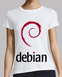 Logotipo Oficial Debian Linux Grande