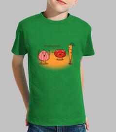 L'oignon et la tomate