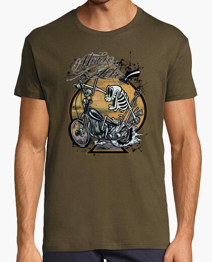 T-shirt loko osso