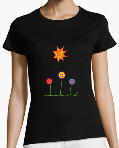 T-shirt lollipop-sol
