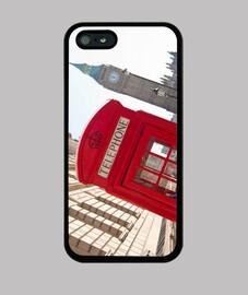 London Telephone Cab