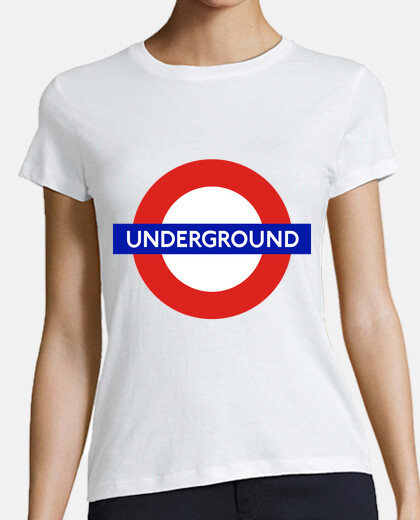Camiseta London Underground
