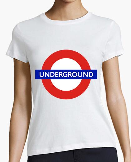 Camiseta London Underground