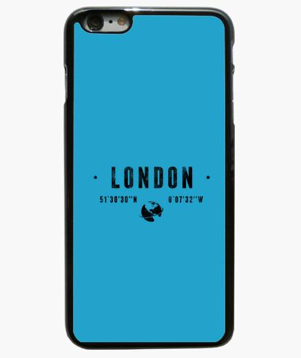 Cover iPhone 6 Plus / 6S Plus Cover iPhone 6 plus nero  tostadora.it