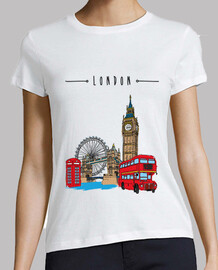 Londres, Mujer