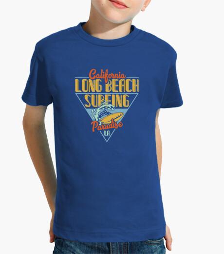 Ropa infantil Long Beach Surfing