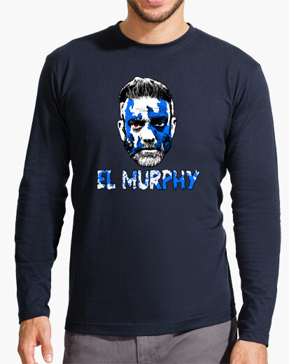 Long manga t shirt man the murphy t-shirt