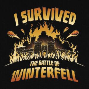 Camisetas Long Night Survivor