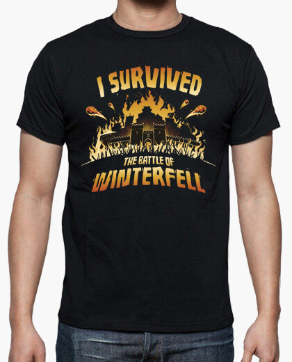 Long night survivor t-shirt