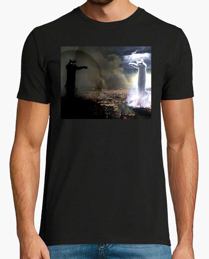 Camiseta Longcat vs Tacgnol