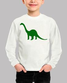 longneck dinosaurio