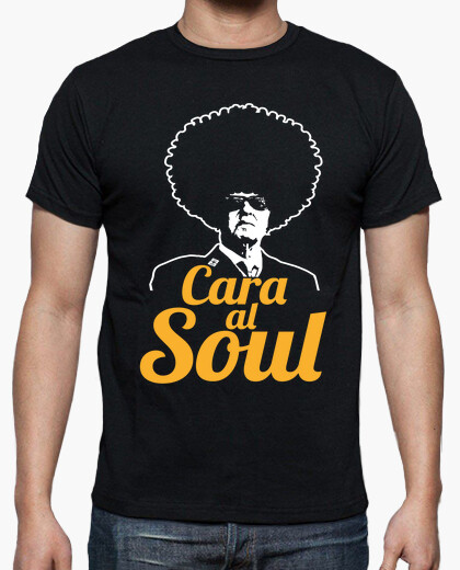 Looking soul t-shirt