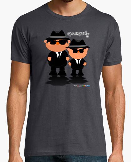 Tee-shirt l'opa blues brothers de oze