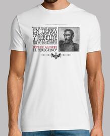 Lope de Aguirre. Camisa