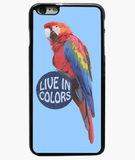 Funda iPhone 6 Plus / 6S Plus loro - color vivo