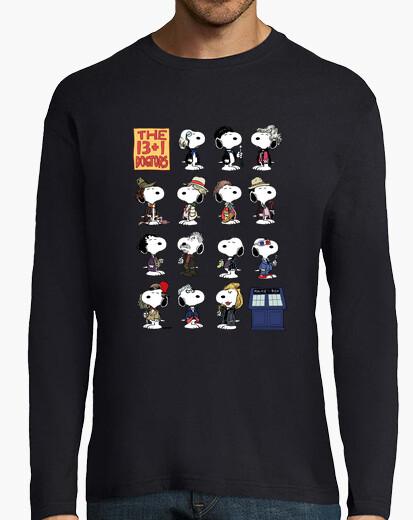 Camiseta los 13 más 1 dogtors