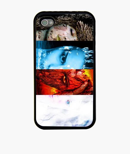 Funda iPhone Los 4 elementos