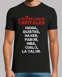 los 7 peccati capitali