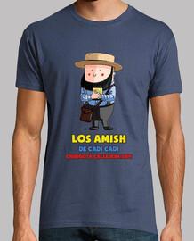 Los Amish de Cadi Cadi CARNAVAL 2014