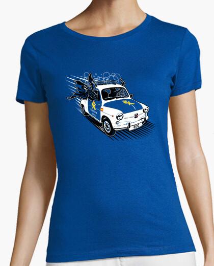 Camiseta Los ángeles de la Benemérita