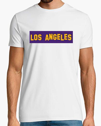 Camiseta Los Angeles Hollywood