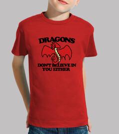 los dragones tampoco creen en ti