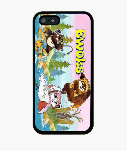 Funda iPhone Los Ewoks