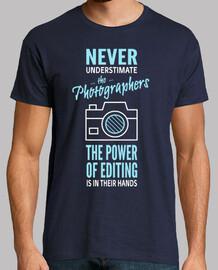 los fotógrafos