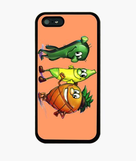 Funda iPhone Los Fruittis