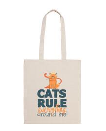 Los gatos mandan!