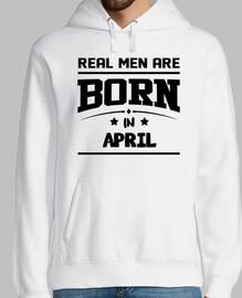 los hombres de verdad nacen en abril
