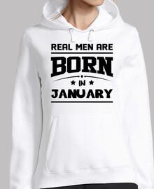 los hombres de verdad nacen en enero