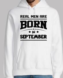 los hombres de verdad nacen en septiemb