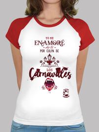 Los Inmortales Camiseta Mujer