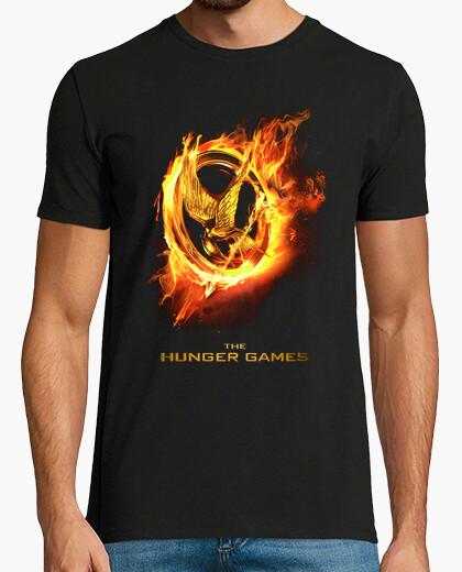 Camiseta Los Juegos del Hambre