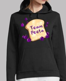 Los juegos del hambre Team Peeta