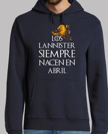 Los Lannister Siempre en Abril jersey