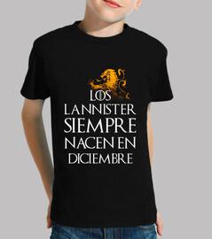 Los Lannister Siempre en Diciembre