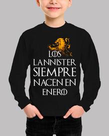 Los Lannister Siempre en Enero