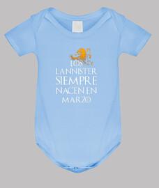 Los Lannister Siempre en Marzo