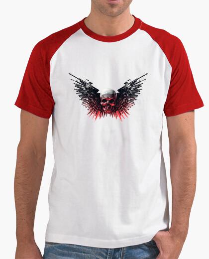 Camiseta Los mercenarios