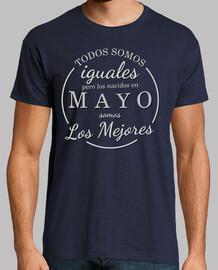 Los nacidos en Mayo somos los mejores