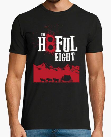 Camiseta Los Odiosos Ocho