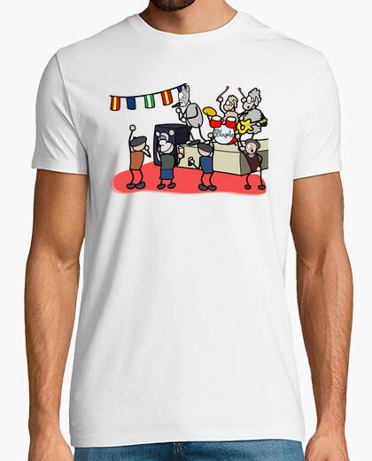 Camiseta Los pelagatos van de verbenas