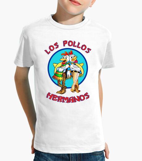 Ropa infantil Los Pollos Hermanos (Breaking Bad)